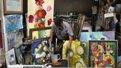 Львівський художник Остап Патик відкрив виставку, щоб допомогти військовим АТО