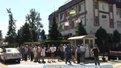 Активісти напідпитку вимагали звільнення очільника ДАІ Львівщини