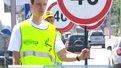 Під час акції «Самопомочі» з обмеження швидкості руху у Львові сталася потрійна ДТП