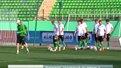 Львівські «Карпати» готуються до матчу з «Металургом»