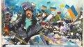Київські художники приїхали до Львова з картинами, які написали на Майдані