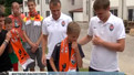 Троє гравців «Шахтаря» відвідали львівський сиротинець