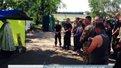 Львівський священик провів місяць з нацгвардійцями в зоні АТО