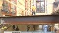Підприємець розпочав будівництво балкона, натомість, «прибрав» літній майданчик
