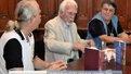 У Львові метр сучасної літератури Роман Іваничук зустрівся із читачами