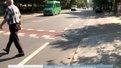 У Львові понизили бордюри на переходах