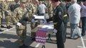 Першокурсники Академії сухопутних військ склали присяги на вірність українському народу