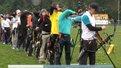 У Львові стартували престижні змагання зі стрільби з лука «Золота осінь-2014»