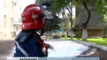 Дванадцятирічний Максим хоче продовжити династію пожежників