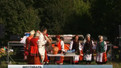 У Шевченківському гаю відтворили народне весілля
