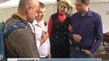 Волонтери з Краматорська провідують у Львові бійців, яким допомагали в зоні АТО