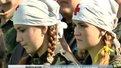 У Звенигороді відбулися військово-спортивні навчання для школярів