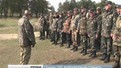 На Яворівському полігоні навчають командирів майбутніх партизанських загонів
