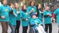 """Спільнота """"Лярш-Ковчег"""" до свого 50-річчя провела флешмоб у центрі Львова"""