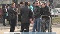 """У Львові страйкують 900 працівників заводу """"Іскра"""": обурені робітники перекрили дорогу"""
