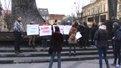 Львівські активісти підтримали чеченців