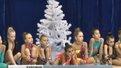 У Львові художні гімнастки створили «Зимову казку»
