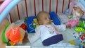 Аби вижити, піврічному Михайлику на лікування потрібно 127 тис. євро