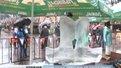 У Львові влаштували конкурс льодових скульптур