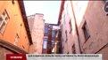 На вулиці Театральній у Львові закінчують реставрацію сходової клітки