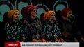 """Театральний гурт """"Курбаси"""" заспівав давні коляди і щедрівки"""