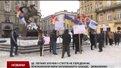 У Львові вимагають чесного суду для «донецьких», які напали на таксиста