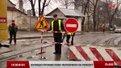 Вулицю Промислову у Львові закрили на ремонт щонайменше до осені