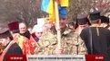 У Львові кілька десятків тисяч вірян пройшли хресною ходою із символічним хрестом