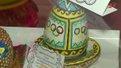 У Львові відкрилась виставка писанок з олімпійськими орнаментами