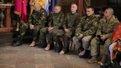 У Львові єпископ УГКЦ омив ноги 12 воякам, пораненим на передовій