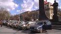 Зі Львова в зону АТО відправили нову партію спеціально підготованого транспорту