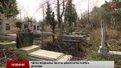 Завдані пожежею збитки на Голосківському цвинтарі адміністрація не компенсує