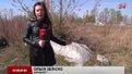 На Львівщині пам'ятником Леніну укріпили берег річки