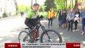 У Львові школярів вчили, як безпечно їздити на велосипеді