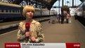 На перший рейс потяга «Львів-Маріуполь» розкупили майже всі квитки