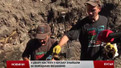 Пошуковці знайшли у Буську поховання 60-ти німецьких солдатів та дивізійника