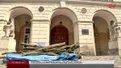 Через сквер Святого Юра у Львові мало не побились пікетувальники під Ратушею