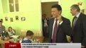 Кірсан Ілюмжинов погостював у Шаховій школі Василя Іванчука