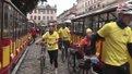 Прем'єр-міністр Литви приїхав до Львова велосипедом