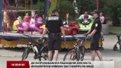 Трускавецький велопатруль за першу добу чергування вже затримав порушників