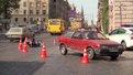 У Львові на перехресті, де сьогодні збили мотоцикліста, постійно трапляються ДТП