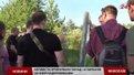 Активісти зруйнували більше десяти парканів на Задорожньому