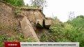 У Дрогобичі річка руйнує дороги та городи