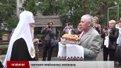 Візит на Львівщині Філарет завершив на місці явлення Богородиці