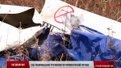 Легкомоторний літак розбився на Львівщині через пошкоджене крило