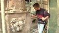 У Львові за удосконаленою технологією відновлюють кам'яних левів