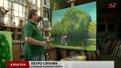 Народний художник України Петро Сипняк відкрив персональні виставки у Києві та Львові