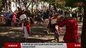 У Львові до Дня захисника влаштували парад армій