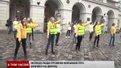 Львів'янки станцювали, аби привернути увагу до безпеки на вулицях міста