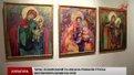 Львівські митці експонують ікони на склі